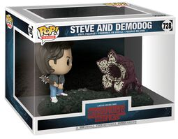Steve and Demodog (Movie Moments) Vinylfigur 728