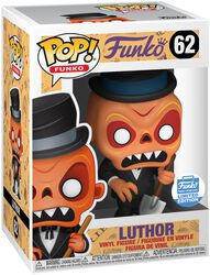 Fantastik Plastik Luthor (Funko Shop Europe) vinylfigur 62