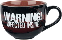Infected - Cappuccino Mug