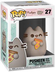 Pusheen with Pizza Vinyl Figure 27