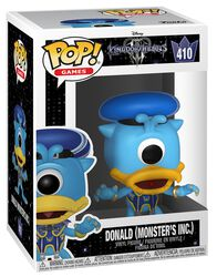 Donald (Monsters Inc.) Vinylfigur 410