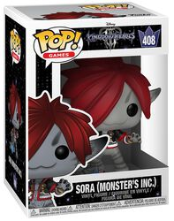 Sora (Monsters Inc.) Vinylfigur 408