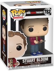 Stuart Bloom vinylfigur 782