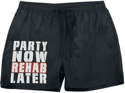 Party Now Rehab Later
