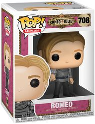 Romeo and Juliet Romeo (Chase Edition Possible) Vinylfigur 708