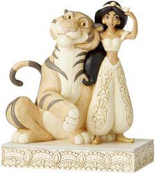 Jasmine White Woodland Figurine