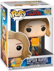 Captain Marvel vinylfigur 444