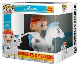 Hercules and Pegasus Pop Ride Vinylfigur 43