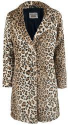 Ladies' Fake Fur Coat