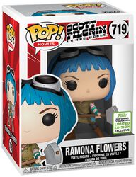 Scott Pilgrim vs. the World ECCC 2019 - Ramona Flowers (Funko Shop Europe) vinylfigur 719