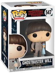 Ghostbuster Will vinylfigur 547