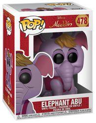 Elephant Abu Vinylfigur 478