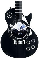 Veggur i akryl Gitar