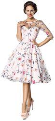 Retro Flower Dress