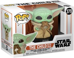 The Mandalorian - The Child With Frog Vinyl Figure 379