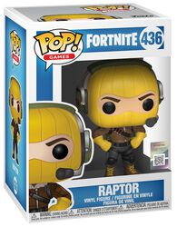 Raptor Vinylfigur 436