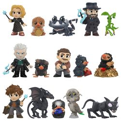 The Crimes of Grindelwald - Mystery Mini Blind