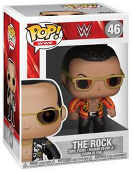 The Rock Old School Vinylfigure 46 (Chase Edition mulig)