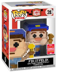 SDCC 2018 - Fix-It Felix Vinylfigur 31