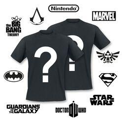 Surprise Bundle Surprise Bundle Fan-Merch Superheroes & Nerds