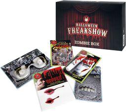 Halloween Freakshow Zombie Box