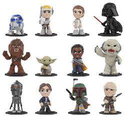 The Empire Strikes Back - Episode V - Mystery Mini Blind