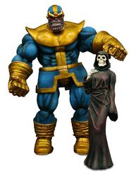 Marvel Select Action Figure Thanos