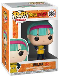 Z - Bulma in Yellow Outfit Vinylfigur 385