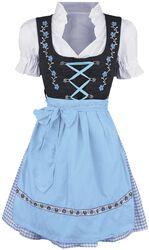 Mascha - tysk tradisjonell kjole