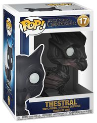 The Crimes of Grindelwald - Thestral Vinylfigur 17