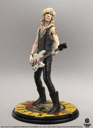 Duff McKagan Rock Iconz Statue