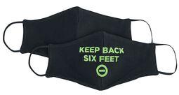 Keep Back Six Feet