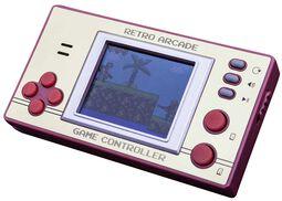 Arcade - spillkonsoll inkl. 153x 8-bit spill
