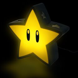 Super Star Lampe