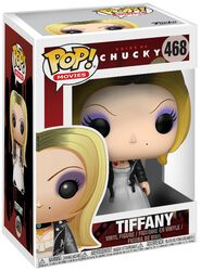 Bride of Chucky Tiffany (Chase Edition mulig) vinyligur 468
