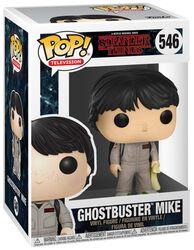 Ghostbuster Mike vinylfigur 546