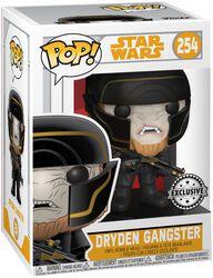 Dryden Gangster Vinylfigur 254
