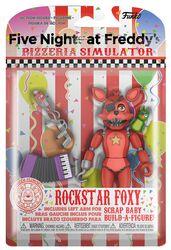 Pizza Simulator - Rockstar Foxy Actionfigur