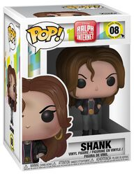 Ralph Breaks The Internet - Shank Vinylfigur 08