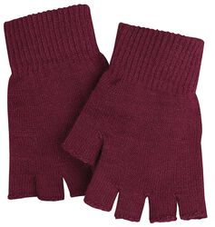 Røde hansker