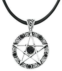 Svart pentagram