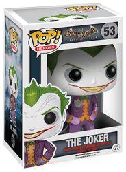 Arkham Asylum - The Joker Vinylfigur 53