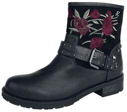 Black Rose Boot