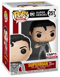 Superman from Flashpoint (Chase Edition Possible) Vinylfigur 251