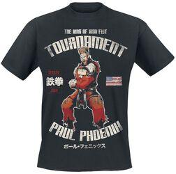 Tekken Paul Phoenix