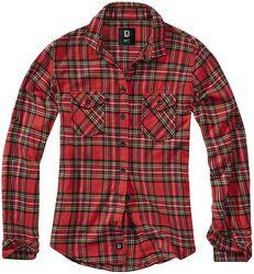 Amy Tartan Flannel Checkshirt