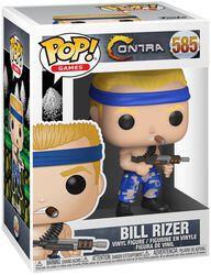 Bill Rizer Vinyl Figure 585