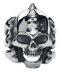 Spiky Skull