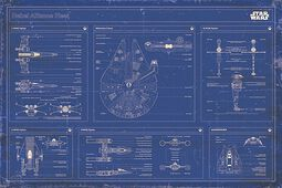 Rebel Alliance Fleet Blueprint