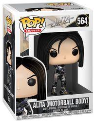 Alita: Battle Angel Alita (Motorball Body) Vinylfigur 564